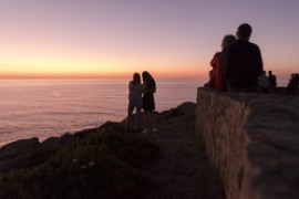 罗卡角 Cabo da Roca 看落日