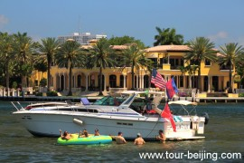 西加勒比海邮轮之旅(一)