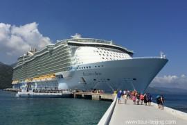 西加勒比海之行(三) 皇家加勒比游轮海洋魅力号