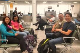 渥太华飞往秘鲁首都利马