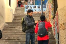 漫步秘鲁首都利马海滨大道