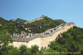北京那段长城最好玩?