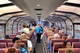 安克雷奇--苏厄德火车之旅