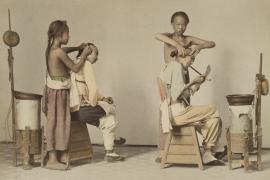 罕见的19世纪中国早期照片