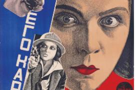 苏联电影海报将好莱坞的魅力换成了前卫的创意 - 清波门看世界