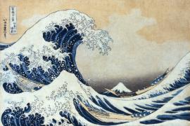 """为什么""""巨浪""""让几代艺术爱好者迷惑不解"""
