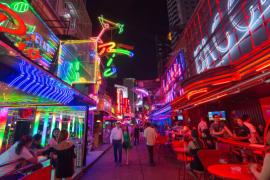 世界上最好的派对城市 - 清波门看世界