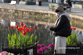 杭州:出门需量体温和戴口罩