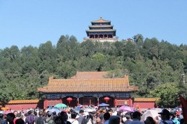 北京景山公园不容错过