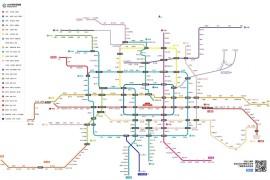 在北京如何乘坐地铁