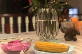 满口糯的有机玉米