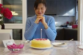 老婆的生日蛋糕