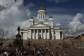 芬兰旅游:赫尔辛基走马看花