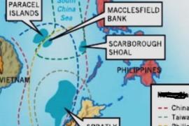 南海诸岛的英文名称与来源