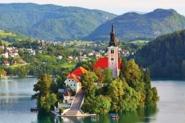 斯洛文尼亚布莱德湖旅游指南