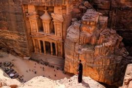 约旦佩特拉古城旅游指南