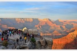 在大峡谷国家公园,凝视地球上最壮丽的深渊