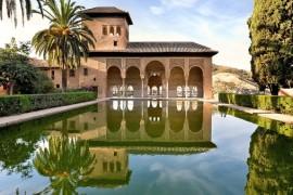 西班牙阿尔罕布拉宫旅游英语